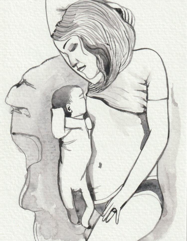 psikanalitik-acidan-bebek-icin-meme-ve-uyku